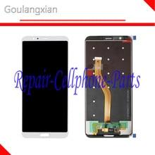 Dla Huawei Nova 2s pełny wyświetlacz LCD + ekran dotykowy Digitizer zgromadzenie dla Huawei Nova 2s HWI AL00 HWI TL00 numer śledzenia