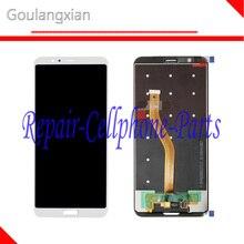 Huawei Nova 2s için tam LCD ekran + dokunmatik ekran Digitizer meclisi için Huawei Nova 2s HWI AL00 HWI TL00 takip numarası