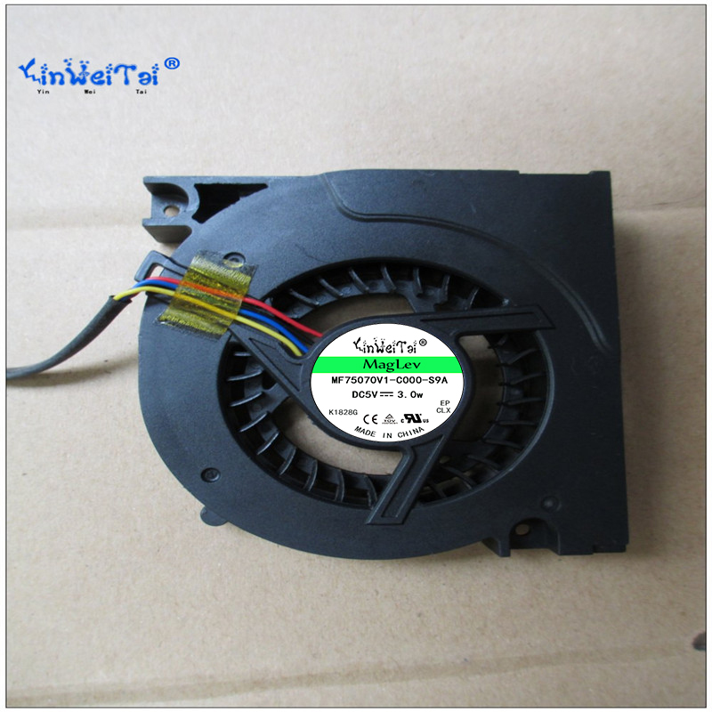 New! Original Laptop Cooling Cooler Fan for BSB0705HC-AB89 5V 0.36A cooling fan personal computer graphics cards fan cooler replacements fit for pc graphics cards cooling fan 12v 0 1a graphic fan