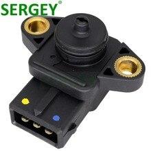 цена на TAIWAN Quality Parts Brand New Intake Air Control Pressure Sensor MAP Sensor OEM MD305600 E1T19172 For MITSUBISHI ECLIPSE GALANT