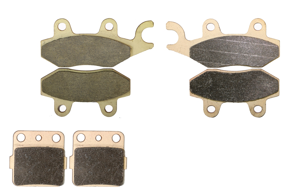 Brake Pads set fit YAMAHA ATV YFZ450 YFZ 450 S T V W X 2004 2005 2006 2007 2008 motorcycle front and rear brake pads for yamaha atv yfz 450 yfz450 only models v w x y b d 2012 2013 brake disc pad