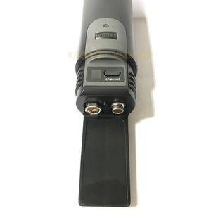 Image 3 - 1 pçs substituição headheld corpo para shure rpw110 pg58 pg288 microfone sem fio