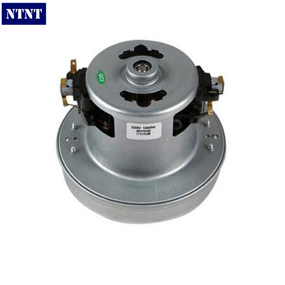 все цены на NTNT 220V 1200W low noise copper motor 130mm diameter of vacuum cleaner accessories with high quality for FC8344 FC8338 FC8336 онлайн