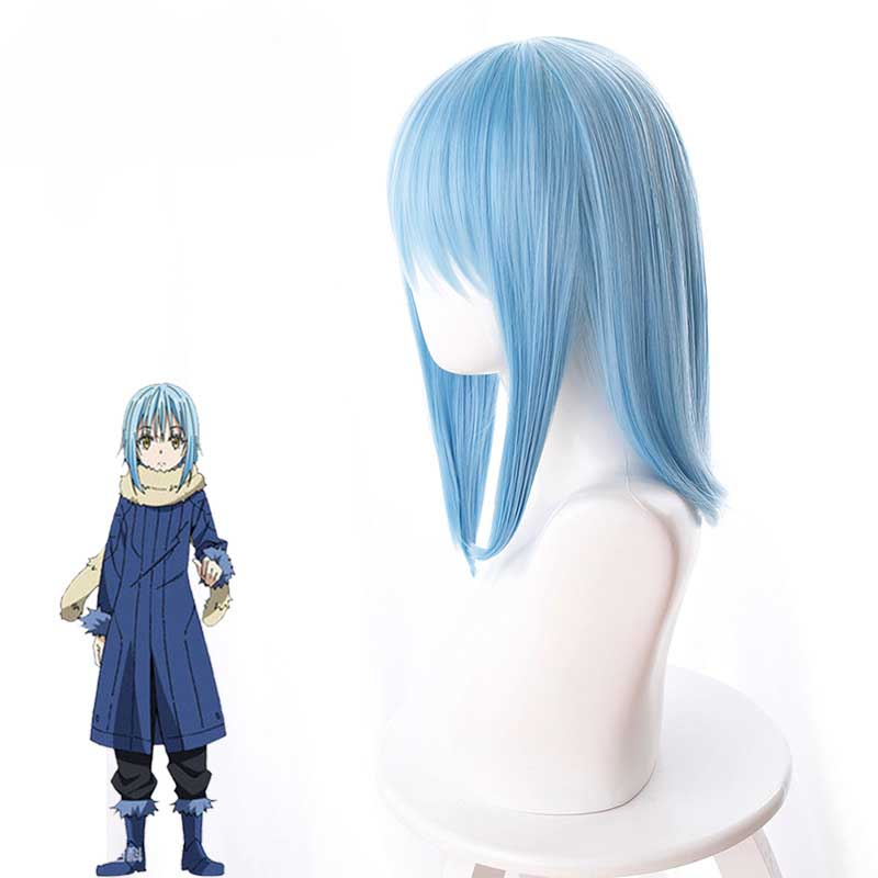 Image 3 - Cosroad That Time I Got Reincarnated as A Slime Rimuru Tempest Cosplay Costume Wig Mask Accessories-in Anime Costumes from Novelty & Special Use