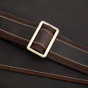 Image 5 - WESTAL genuine leather mens shoulder bag male satchels handbag bussiness document messenger bag mens crossbody bags for men