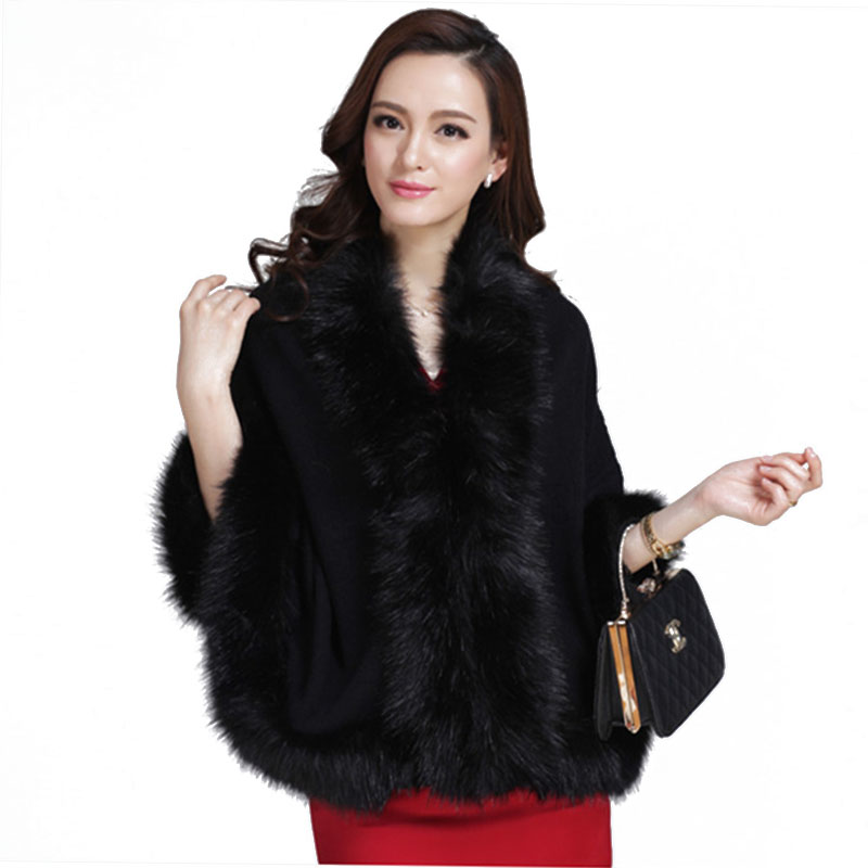 LIYAFUR Original designed 3 in 1 Ostrich Fur Scarf With Removed Cashmere Shawl