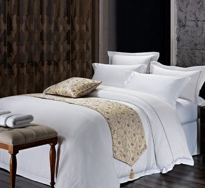Bedding Set  Bed Flag For Decoration  Hotel  Jacquard Bed Runner