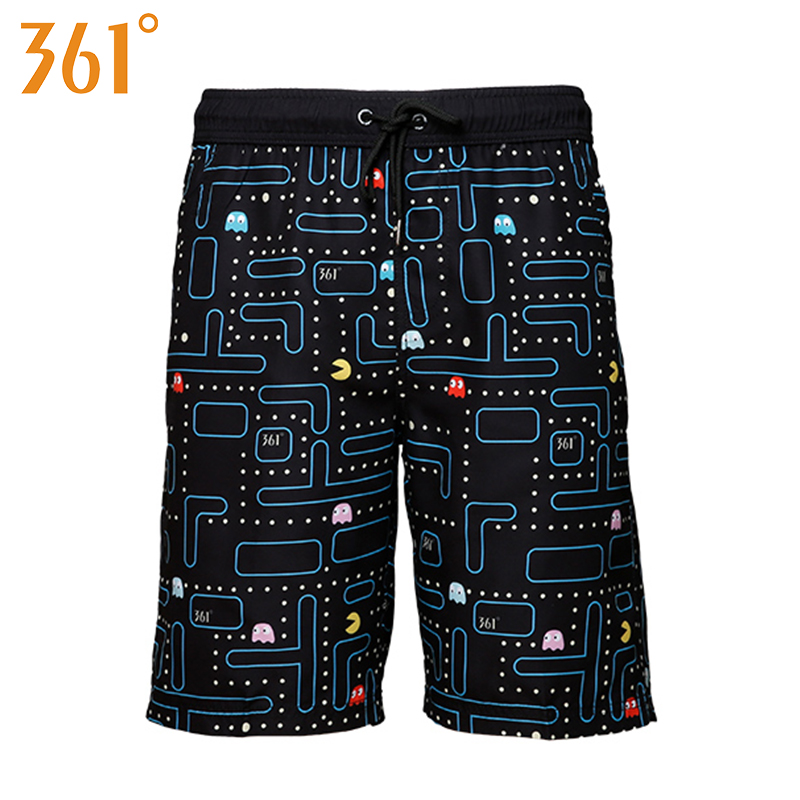 361 Male Swim Shorts Quick Dry Beach Shorts Surfing Board Shorts Men Swimwear Surfing Pants Boxer Swimming suit Men Swim Trunks