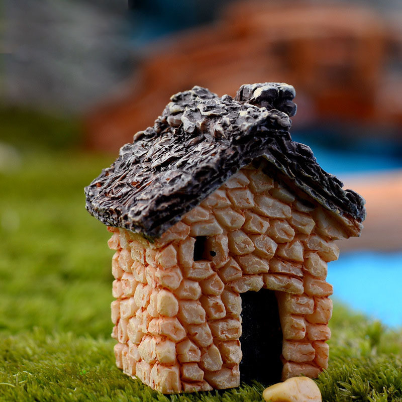 Diy building a stone house