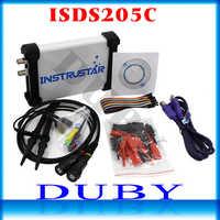 ISDS205C Upgrade version MDSO-LA PC USB Analog Virtual oscilloscope 16 Channel Logic Analyzer Bandwidth 20M Circuit analysis FS