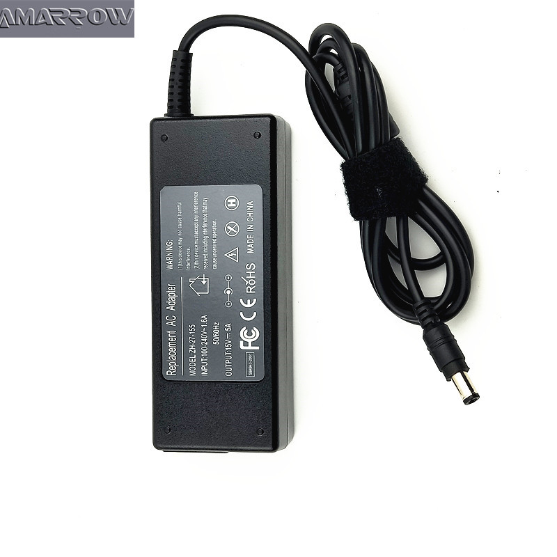 Power Supply Charger Laptop Adapter for TOSHIBA PA3755E-1AC3 PA3755E-1ACE TECRA M1 M2 M3 M4 M5 R10 S1 R500 A600 15V5A 6.0*3.0Power Supply Charger Laptop Adapter for TOSHIBA PA3755E-1AC3 PA3755E-1ACE TECRA M1 M2 M3 M4 M5 R10 S1 R500 A600 15V5A 6.0*3.0