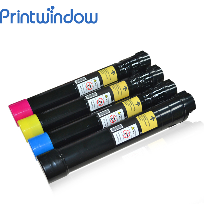 Printwindow Compatible Toner Cartridge for Xerox WorkCentre  7525/7530/7235/7545/7556/7835 4X/Set