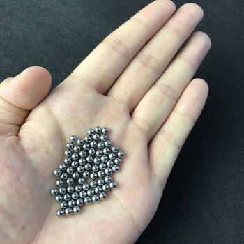 200pcs/Lot 4mm Steel Balls Hunting Slingshot High-carbon Steel Slingshot Balls Catapult Bow Hitting Ammo Shooting Tools 5