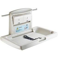 Третья ванная комната пеленки младенца кровать для беременных комната ванной Складной настенный детский уход сиденье безопасности
