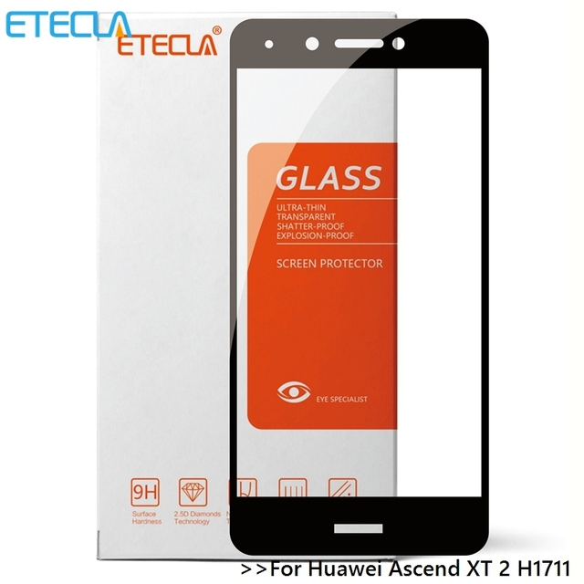 US $1 64 15% OFF|For Huawei Ascend XT 2 Glass Huawei Ascend XT2 Tempered  Glass On Huawei XT2 H1711 Screen Protector 0 33mm HD Ultra Slim Glass-in