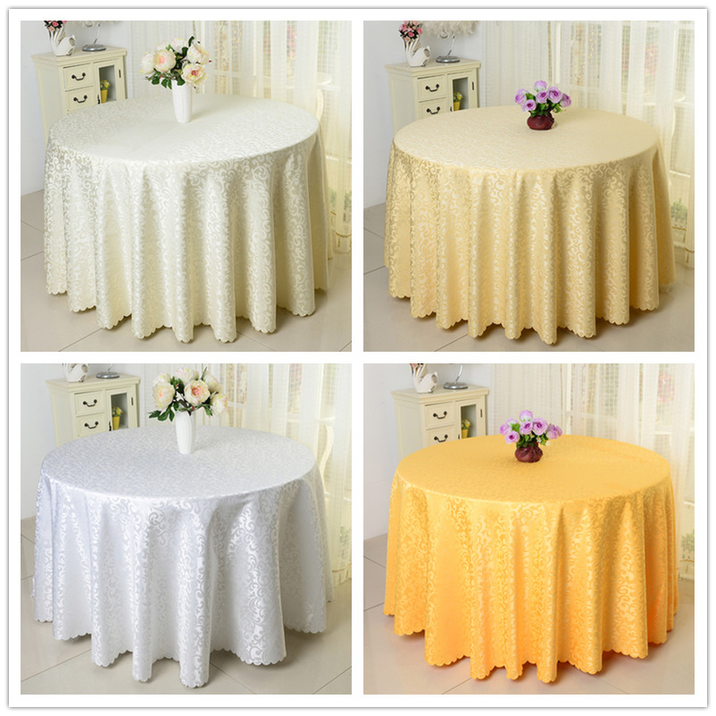 Solid Color Tablecloth Desk Covers Home Rectangular Table Cloth For Wedding  Party Hotel Restaurant Banquet Decorations Supplies In Tablecloths From  Home ...