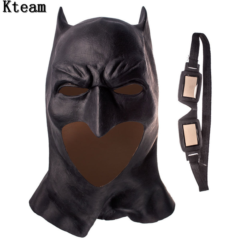 Cos Batman Vs Superman Wearable Batman Helmet Anti Superman Version