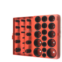 High quality Metric 70 Nitrile Rubber O Ring Set Assortment Kit Auto Oring 390PCS SI-390-RED FREE SHIPPING