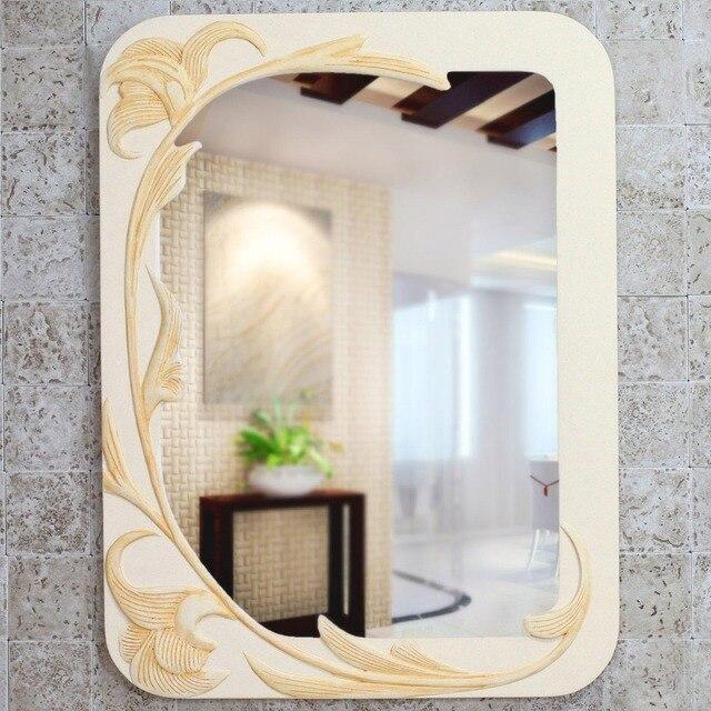 Luxe grote bloem carving frames. Europese art bad schoonheid kwik ...