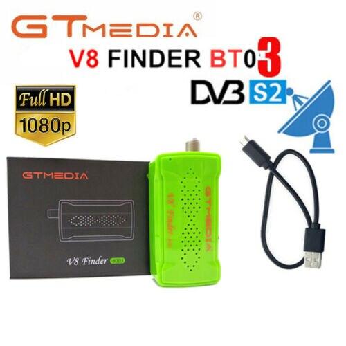 Freesat v8 finder BT03 opération facile par le système ios ou android avec la définition de HD de trouveur de satellite numérique de bluetooth