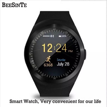 Smart Horloge Bluetooth Smart polsband water proof Telefoontje Ondersteuning met GSM Sim fitness tracker Voor Android Informatie