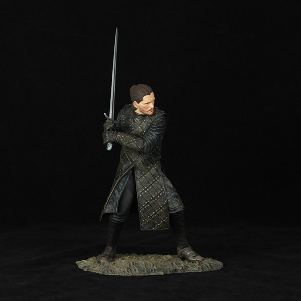 Game of Thrones - Jon Snow Collectible Model Toy NTT0