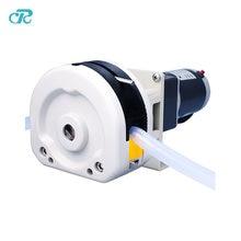 6L na minutę perystaltyczna pompa rurowa do automat do pozyskiwania mleka