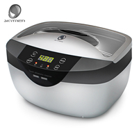 SKYMEN Digital 2.5L Ultrasonic Cleaner Stainless Steel Sterilizing Nail Tools With Degas Heating Timer Bath Washer