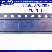 จัดส่งฟรี 10 ชิ้น/ล็อต TPS63070RNMR TPS63070RNMT TPS63070 63070 3070 VQFN15 ใหม่และต้นฉบับสต็อก