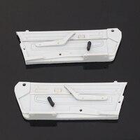 Remote control model car decorative parts car door interior panel sets for 1/10 rc TF2 tamiya buriser hilus toys car