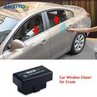 1 Stuk Hot Koop Canbus Geen Fout OBD Autoruit Dicht dichter Glas voor Chevrolet Cruze 2009 2010 2011 2012 2013 2014