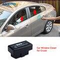 1 peça Hot sale fechar janela Do Carro Canbus OBD mais perto para Chevrolet Cruze 2009-2014