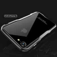 High End 3D Stereoscopic Mobile Phone Bumper Case For IPhone 7 4 7 Inch Original Luphie