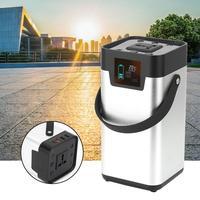 200 Вт 52500 мАч солнечный генератор портативный генератор солнечной энергии для хранения энергии мобильный 100 240 В США штекер воды