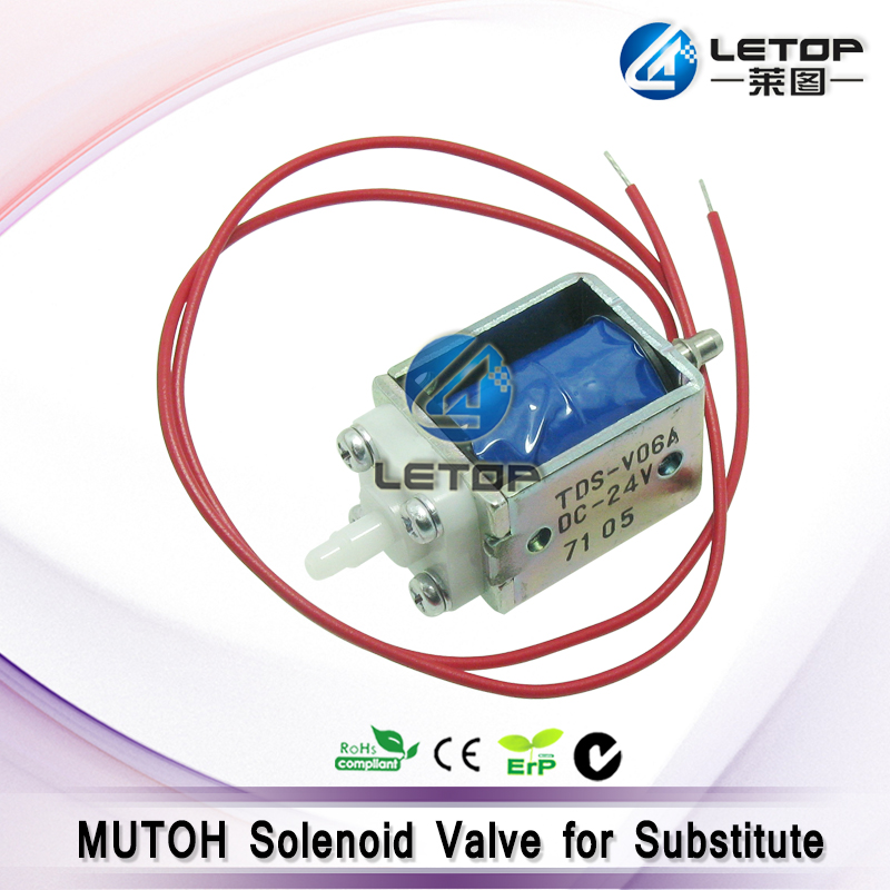 MUTOH machine two-way ink valve for substitute цена