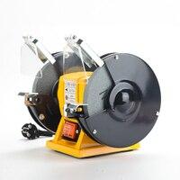 Slijpmachine 220 V kleine huishoudelijke multifunctionele slijpen en polijsten machine zand turbine industriële grade elektrische grinder