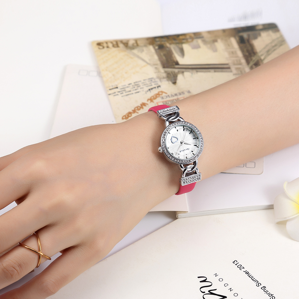 2017 Watches Women Brand Luxury Design Quartz Analog Hollow Band Leather Women Watch Female fashion ladies Gfit Casual Clock new watches relogios femininos brand wristwatch clock quartz pu band women casual design watch luminous luxury watch bracelets