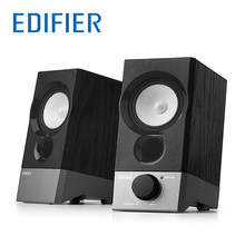 EDIFIER R19U Portable Speaker Bass Stress For Computer High Quality Mini Speaker Design For Close Listening Active USB Powered(China)
