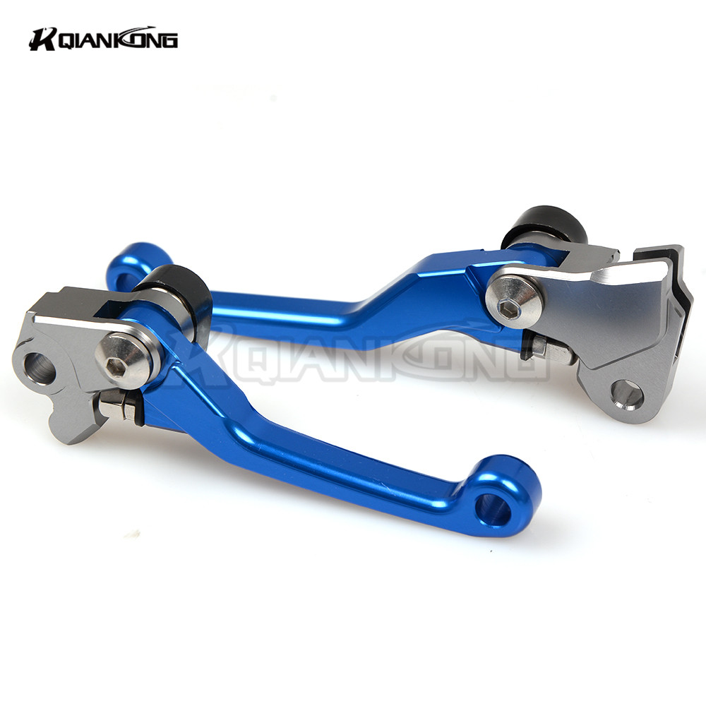 High quality Motorcycle front brake pump master cylinder pump  Dirt Bike MX Motocross Off Road for YAMAHA YZ 125/250 2001-2007 cnc 7 8 for honda cr80r 85r 1998 2007 motocross off road brake master cylinder clutch levers dirt pit bike 1999 2000 2001 2002