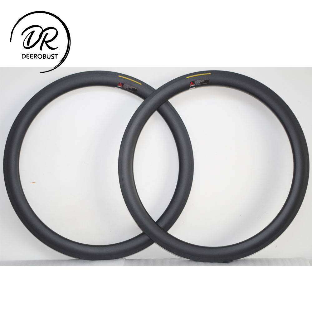 480g 700c 50mm x 25mm Carbon Rim UD Matte 16 18 20 21 24 28 Holes Clincher Road Bicycle Rims Bike Wheels Basalt Brake Surface480g 700c 50mm x 25mm Carbon Rim UD Matte 16 18 20 21 24 28 Holes Clincher Road Bicycle Rims Bike Wheels Basalt Brake Surface