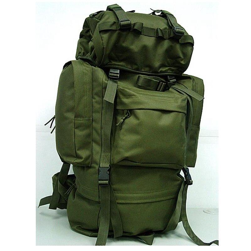 Airsoft tactique Molle assaut sac à dos grande capacité cadre interne tactique sac à dos Camping Molle sac avec couverture de pluie