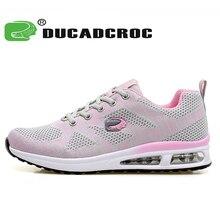 Women's Breathable Running Shoes Cushioning women sneakers outdoor sport walking shoes zapatillas deportivas mujer цена
