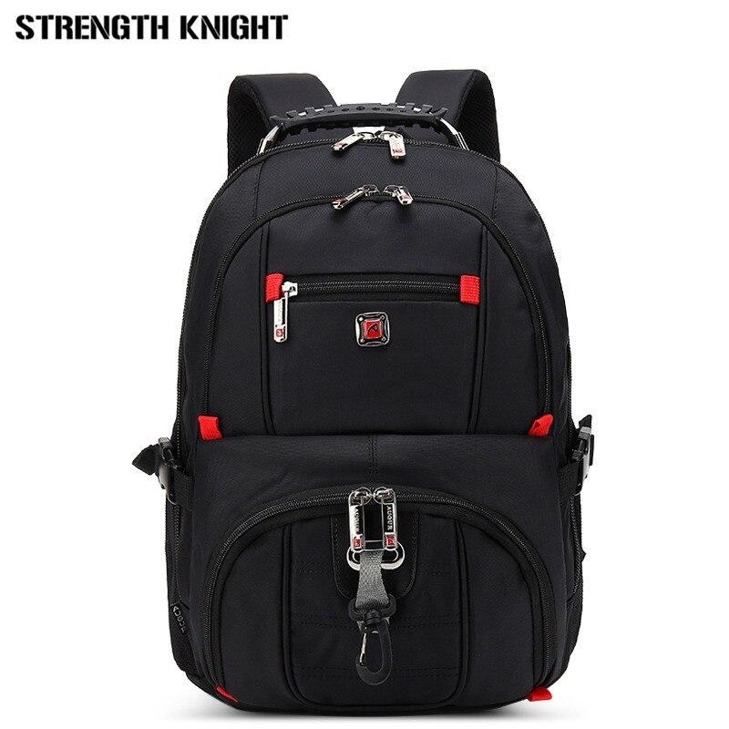 Brand Laptop Backpack 15.6 Men's Travel Bags 2018 Multifunct