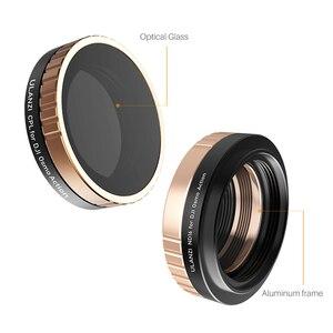 Image 2 - Filtro de lentes de câmera ulanzi osmo, filtro de lentes cpl para dji osmo action nd8/nd16/nd32 cpl conjunto de acessórios osmo ação