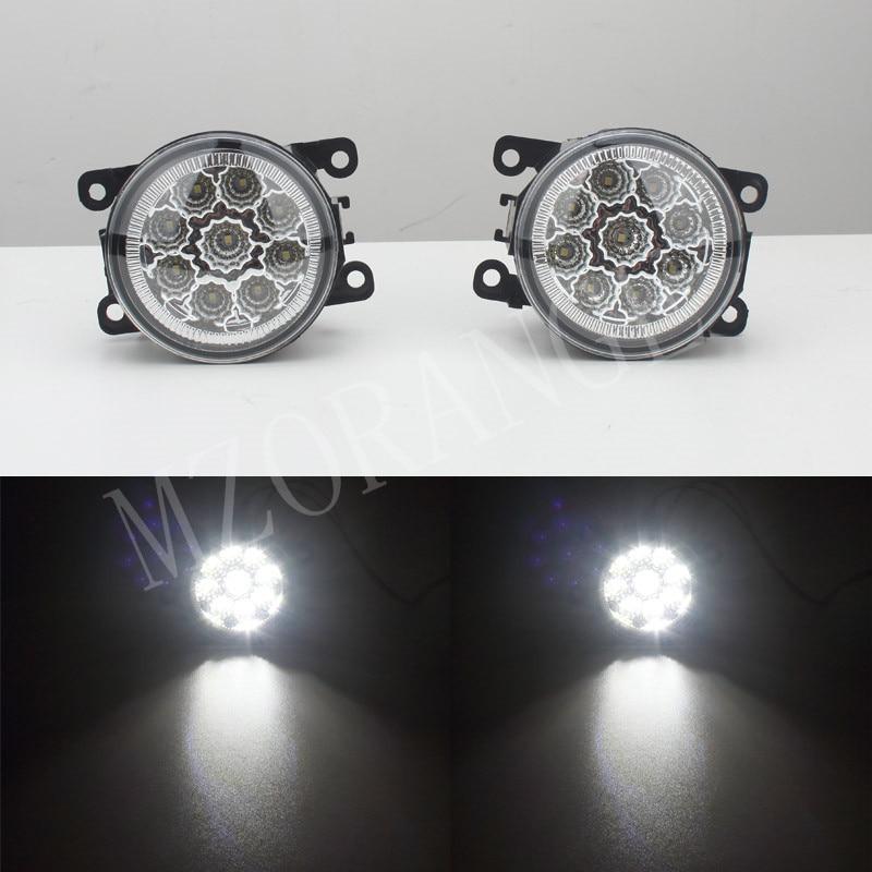 6000K 12V 9W / SET автомобилен дизайн за Range - Автомобилни светлини - Снимка 6