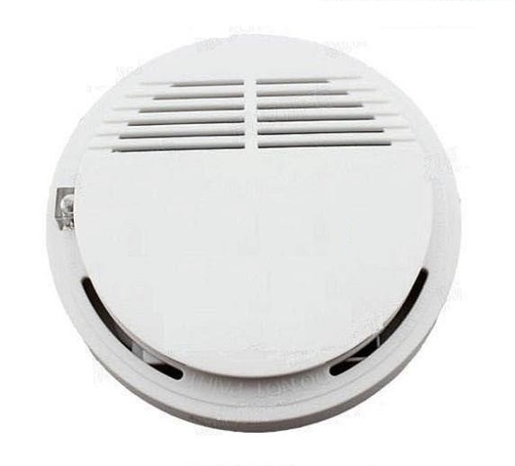 Independent smoke detector smoke detector photoelectric smoke sensor fire probe