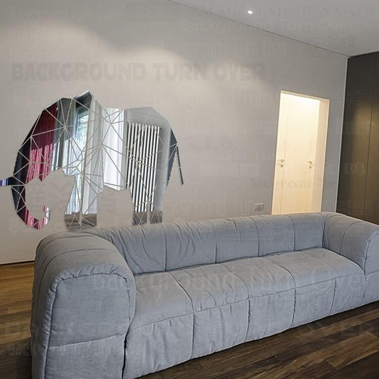 Espejo de maquillaje de vestidor de ratán de 50 CM decoración de arte creativo espejo redondo Pared de sala de estar espejo colgante R1625 - 5