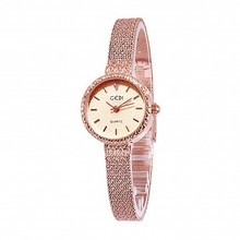 2019 Montre Femme Fashion Quartz Women Watches Mesh Stainless Steel Bracelet Casual Wrist Watch for Woman Dropshipping New