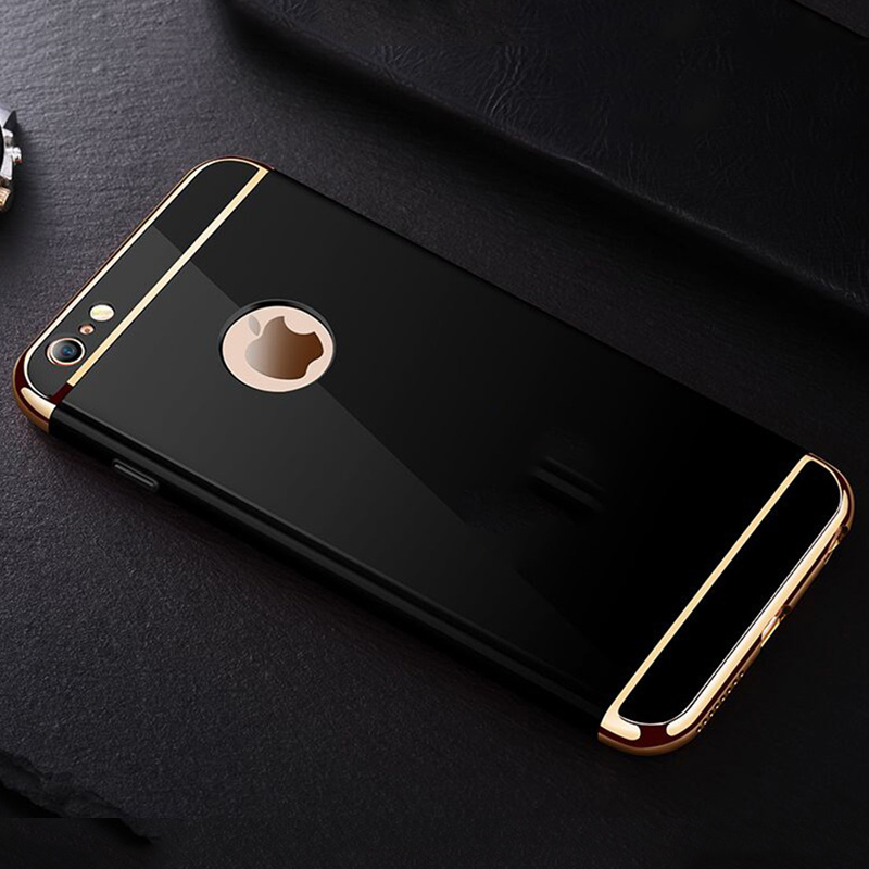 Luxury Ultra Thin Shockproof Phone Cover Case For Apple iPhone 7 Plus For iPhone 6 6S Plus For iphone5 5S SE Coque Capa For Ipho ...