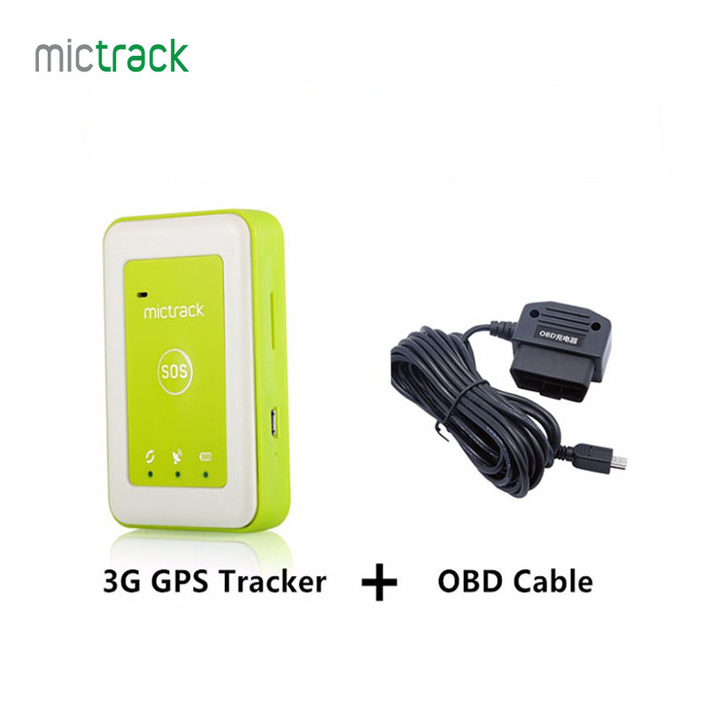 3G OBD GPS Tracker Plug & Play Easy Install For Taxi/Vehicle Fleet Management 3G WCDMA/UMTS 850/2100MHz mictrack advanced 3g personal tracker mt510 for kids elderly 2 way voice sos 3d sensor support wcdma umts 850 2100mhz
